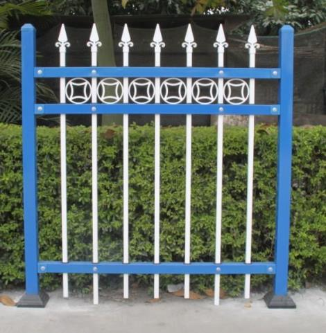 锌钢护栏图片