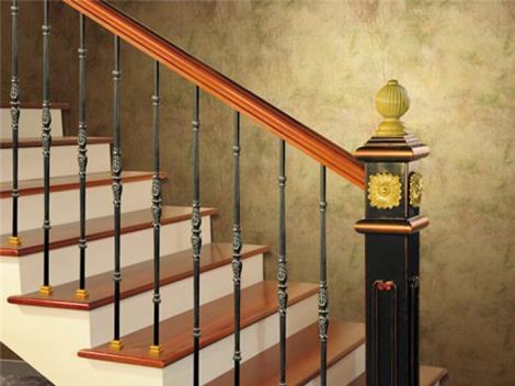 楼梯扶手生产