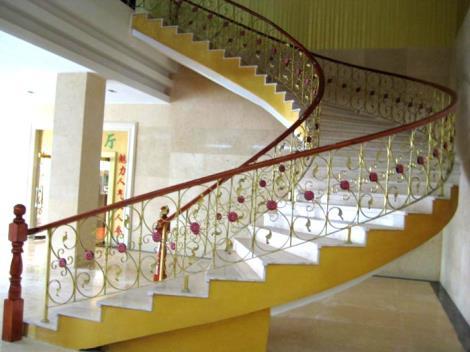 定制楼梯扶手销售