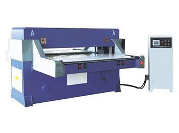 自動送料精密液壓四柱平面裁斷機-吉創機械
