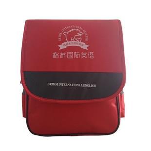 學校饋贈禮品廣告箱包袋書包背包定制廠家W上海方振