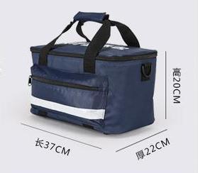 定制禮品廣告箱包袋W醫用箱包急救包定做上海方振