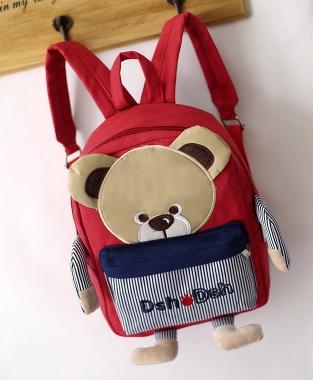培训班广告箱包 学生书包 礼品背包定制W