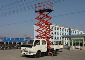 济阳车载式液压升降台