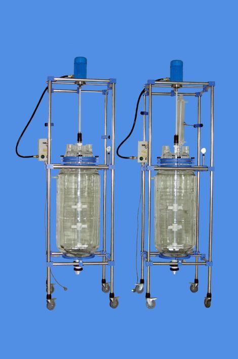 双层圆形反应釜防爆系列120wled玻璃投光灯图片