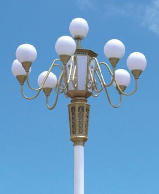 厂家直销8米led中华灯、玉兰灯质量好
