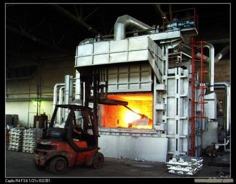 天津熔铝炉