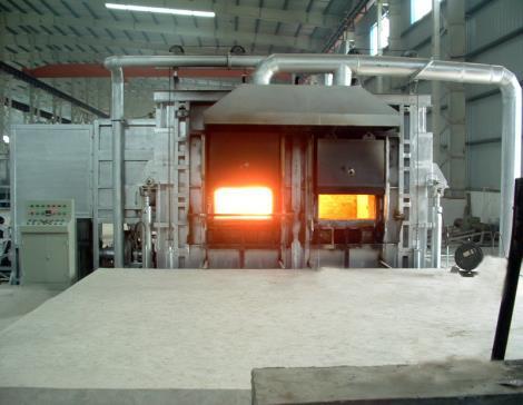 深圳熔铝炉