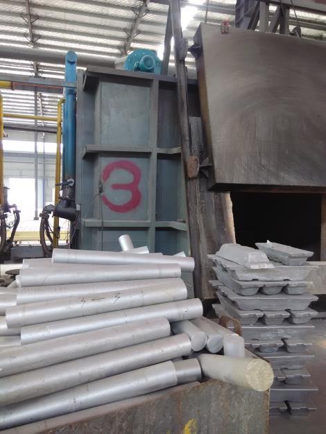 西安熔铝炉