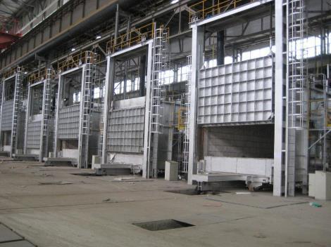 天津台车炉