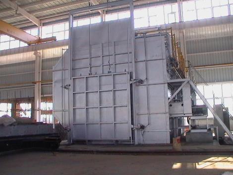 唐山台车炉