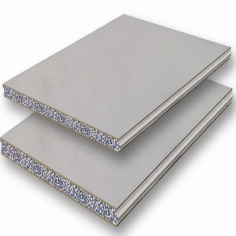 轻骨料圆孔隔墙条板 轻质陶粒隔墙板定制