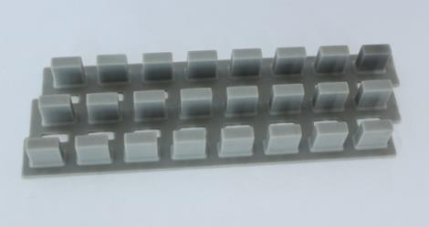 硅胶按键制品