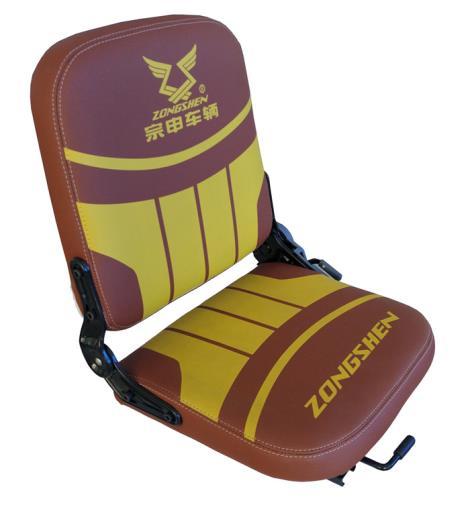 电动三轮车辆座椅