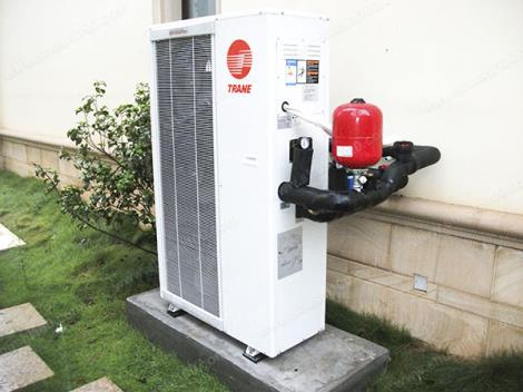 水系统中央空调