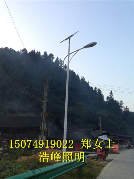 广西兴安太阳能路灯价格 灌阳路灯厂