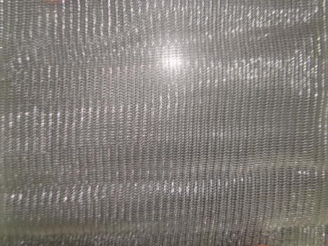 双针床导流网