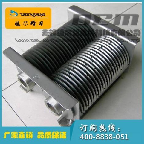 500型标准件非涂层数控机械圆刀片冻肉分