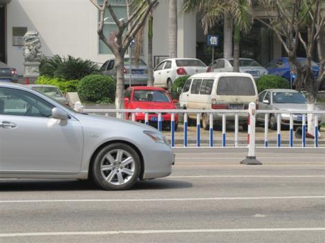 常规型道路护栏
