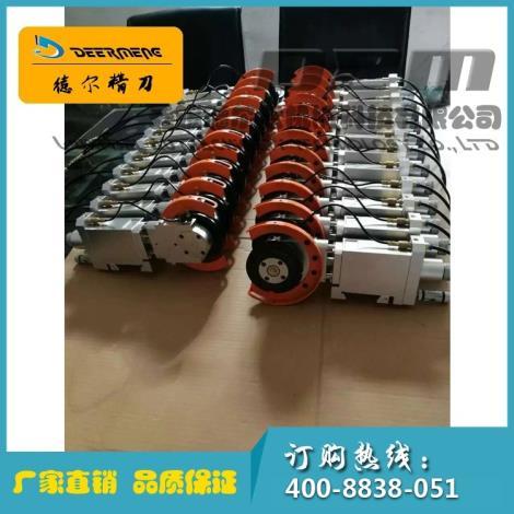 气动分条圆刀片MT-A41刀架刀组气动分