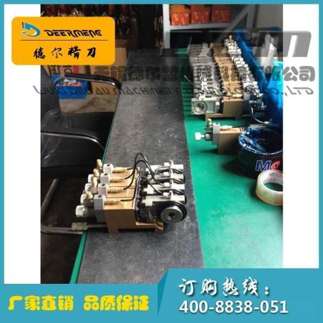 剪切式气动分条刀组包装材料气压式分切刀组