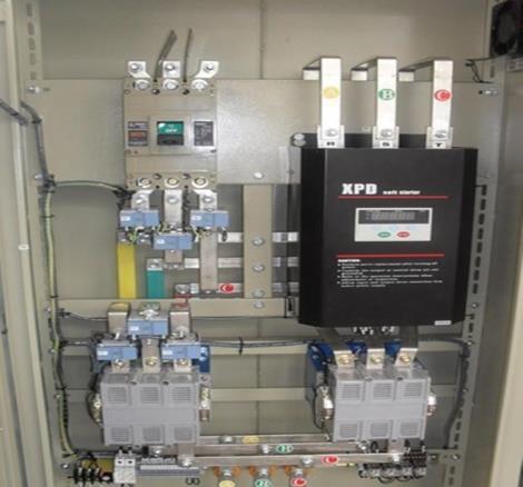 軟啟動控制柜供應