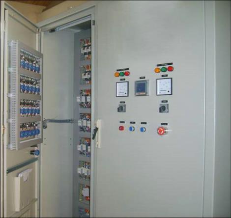 电气控制柜定制
