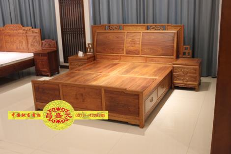 京作红木家具