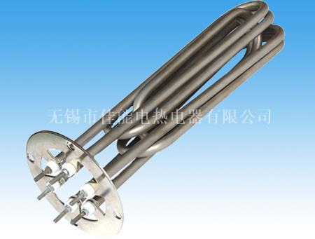 深圳GYJ型碱溶液用管状电热元件