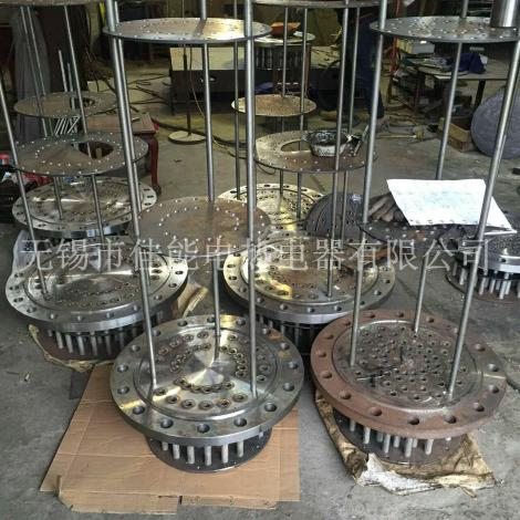 湖州管道式空气电加热器