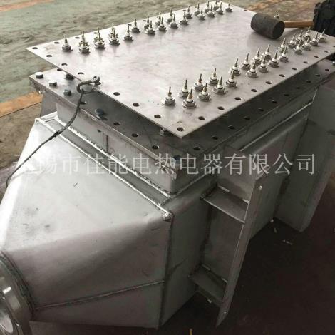 绍兴管道式空气电加热器