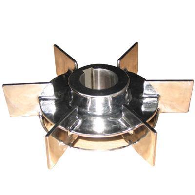 平直叶圆盘涡轮式搅拌器