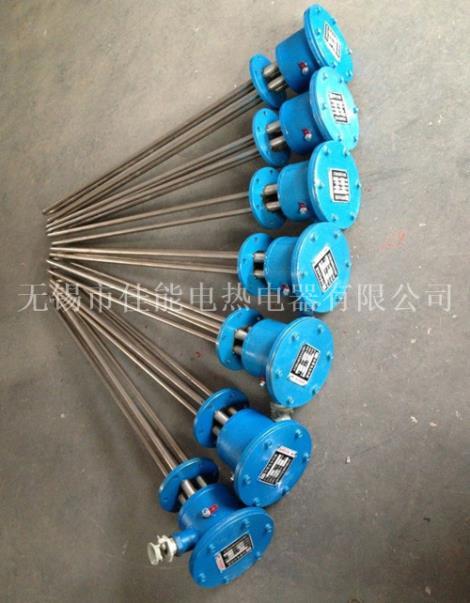 金华防爆型管状电热元件