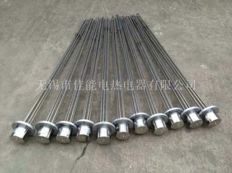 上海法兰式水加热管