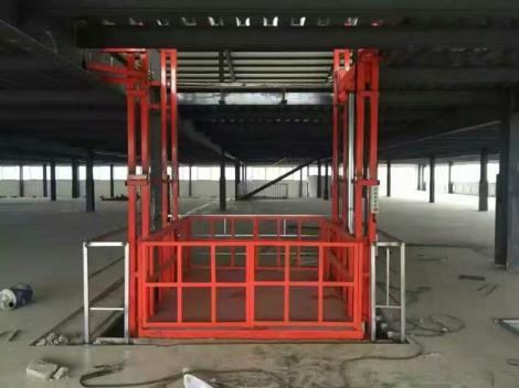 導軌式升降貨梯.液壓升降機.電動升降平臺