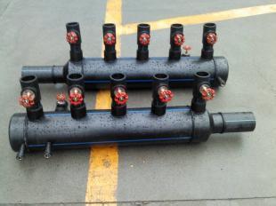 山東PE地源熱泵管專業服務地源熱泵系統
