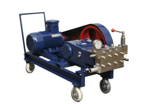 移动式高压清洗泵