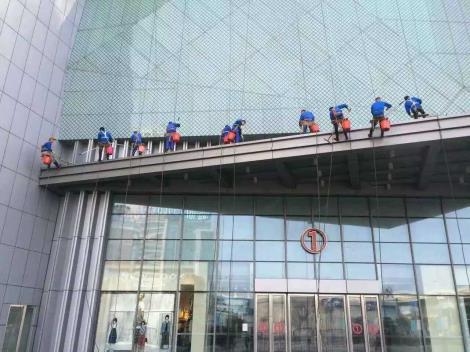 南京外墙清洗