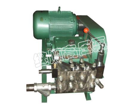 皮带轮固定式海水淡化泵