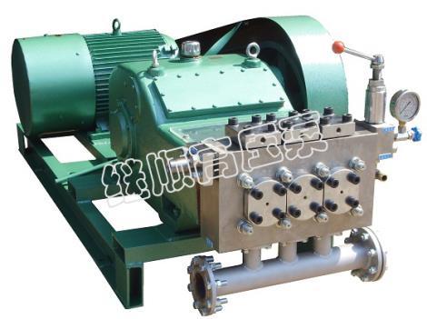 固定式注聚泵