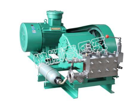 固定式大排量注水泵