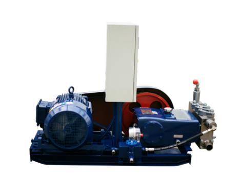 固定式带电控试压泵