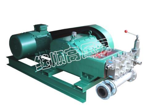 减速机传动式雾化泵