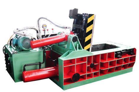 160吨液压金属打包机