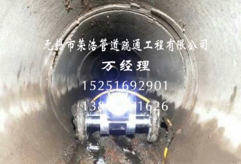 污水管道机器人检测
