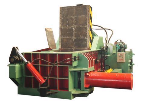 160吨金属液压打包机