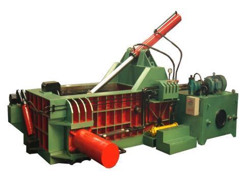 315吨金属液压打包机