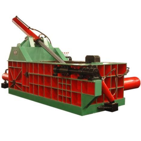 250吨废金属打包机