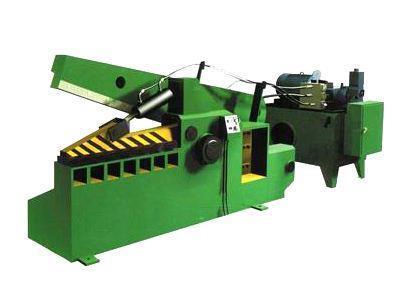400吨废铝剪刀机