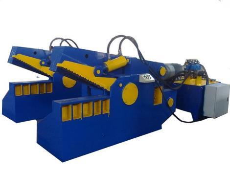 400吨废铁剪刀机